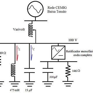 (PDF) Considerações sobre a potência reativa na presença