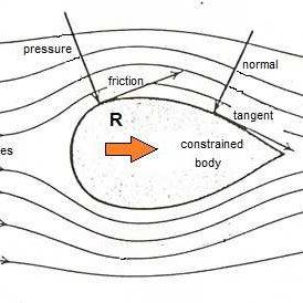 Transverse section of a reinforced concrete precast