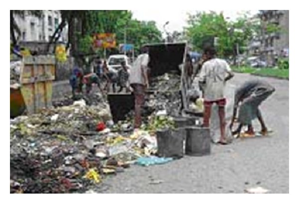 Assessment of Municipal Solid Waste Management System in a