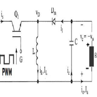 circuit diagram of buck boost converter 2003 chevy tahoe parts download scientific
