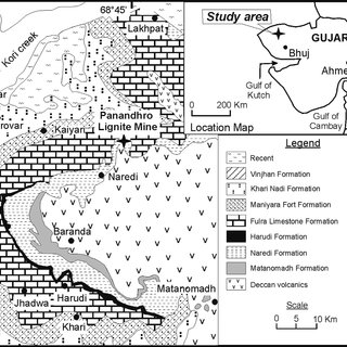 (PDF) Lignite deposits of the Kutch Basin, western India