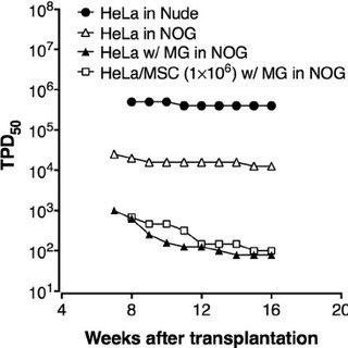 (PDF) Characterization of in vivo tumorigenicity tests