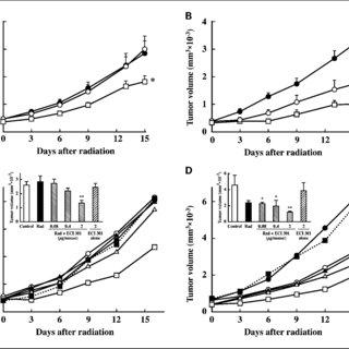 (PDF) Enhancement of antitumor radiation efficacy and