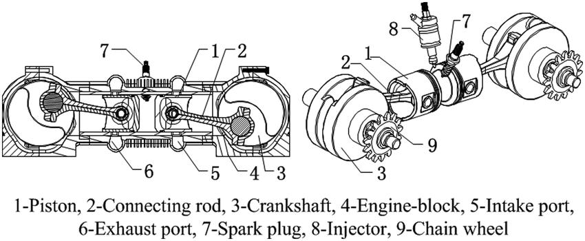dohc 16v kia motor diagram