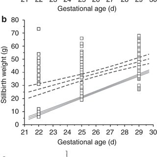 Delivery outcomes. Outcomes at 32 d gestation (E32) are