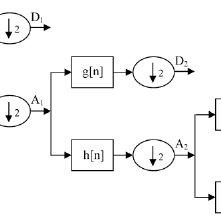 ECG signal multilevel decomposition using sym3, db4 and
