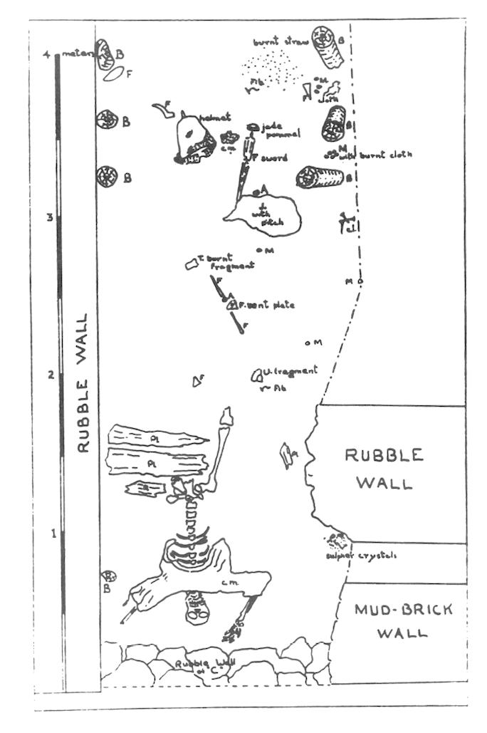The countermine at Tower 19, Dura Europos (Dura Rep. VI