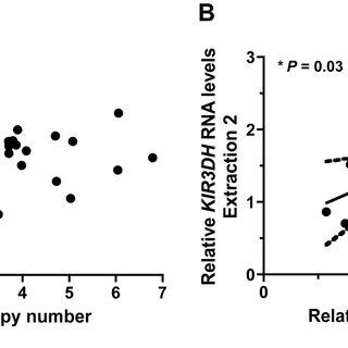 Secretion of tumor necrosis factor α (TNFα) in NK cell