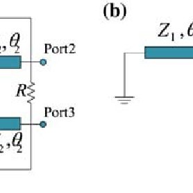 (PDF) A novel miniaturized Wilkinson power divider with n