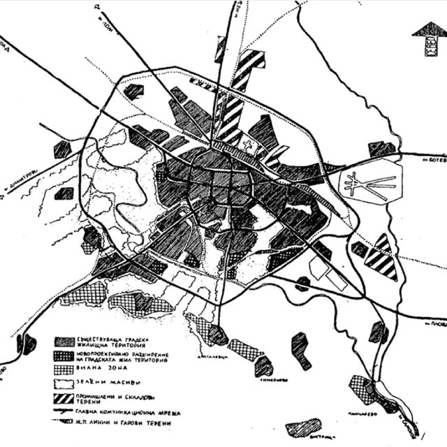 (PDF) The Compact versus the Dispersed City: History of