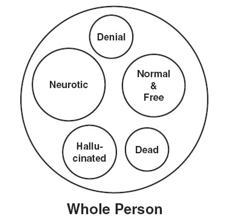 In practice, the patient almost always contains multiple