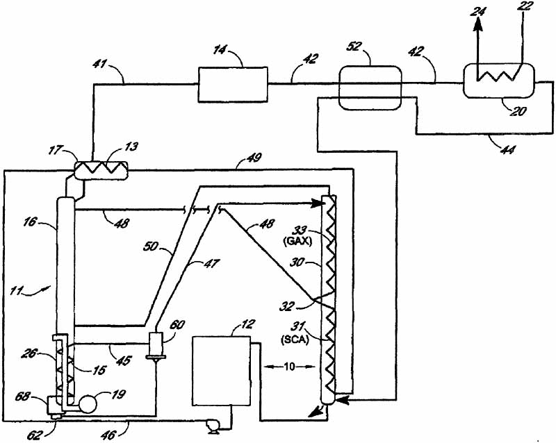 Recent Patents in Absorption Cooling Systems (PDF Download