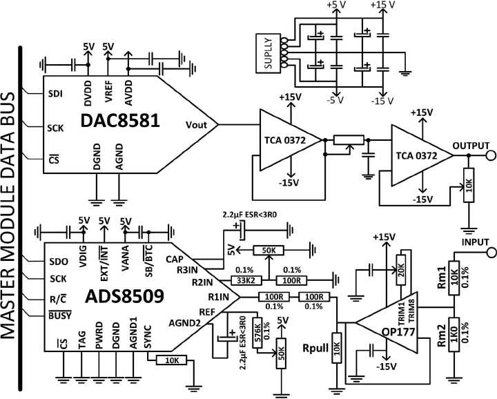 Adsl Splitter Circuit Diagram Datasheet
