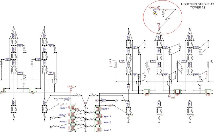 telephone wires diagram