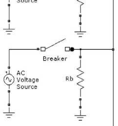 a new variable ac voltage source providing input to transformer model and [ 504 x 1776 Pixel ]