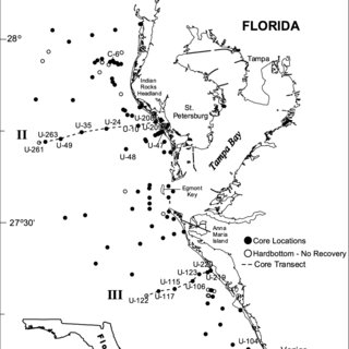 Sea-level curve for the marsh-dominated, Big-Bend coast of