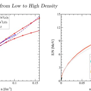 (PDF) Neutron Matter from Low to High Density