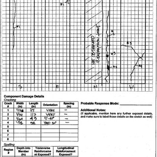 11 Spalling detection and property retrieval method