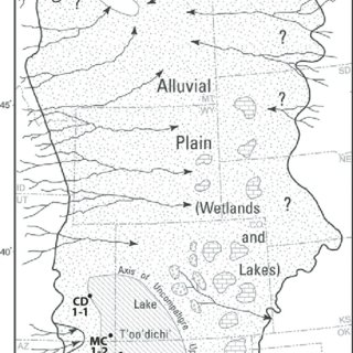 (PDF) Mesozoic Lakes of the Colorado Plateau