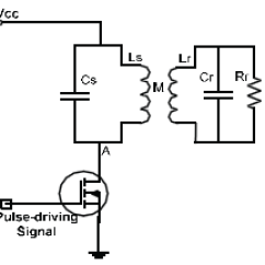 Wireless Power Transmission Circuit Diagram 12v Dc To 9v Converter Pulse Driving System