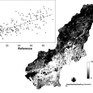 (PDF) Modeling forest productivity using Envisat MERIS data