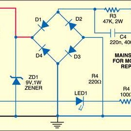 dld mini projects circuit diagram diy house wiring diagrams pdf 270 electronics project with no caption available