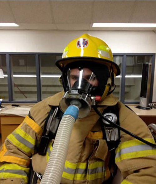 small resolution of 8 a firefighter wearing helmet