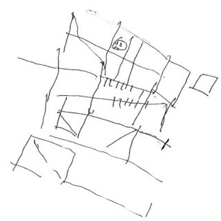 Drawing of Rey-Osterrieth Complex Figure Test (copy) in