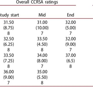 Communication Confidence Rating Scale for Aphasia (CCRSA