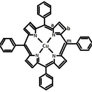 (PDF) Metal-tetraphenylporphyrin functionalized carbon