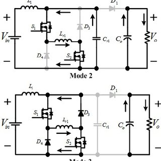 Conventional gate drive circuit with power MOSFET and its