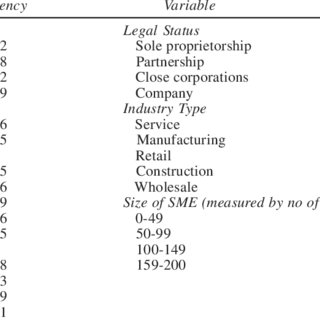 (PDF) The Impact of Firm and Entrepreneur's