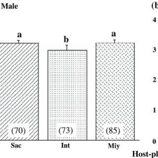 (PDF) Enemy-free space? Host preference and larval