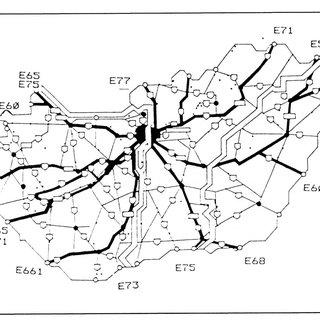 (PDF) Infrastructures et réseaux dans le développement