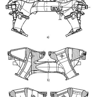 ariable intake system (VIS) of the V10 Lamborghini engine
