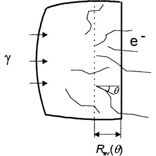 Schematic diagram to explain the SE forward yield