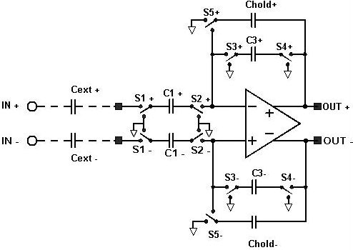 -Subsonic filter circuit schematic If the recommended 10nF