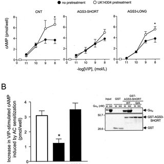(PDF) AGS3 and Signal Integration by Gαs- and Gα i-coupled