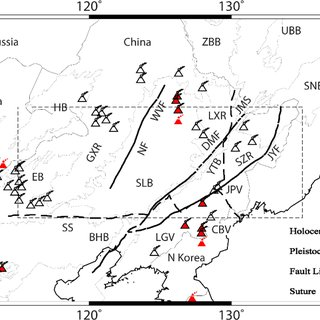 (PDF) Frequency-dependent Lg attenuation in Northeast