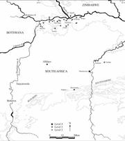 Historical archaeology of the Mapungubwe area: Boer, Birwa