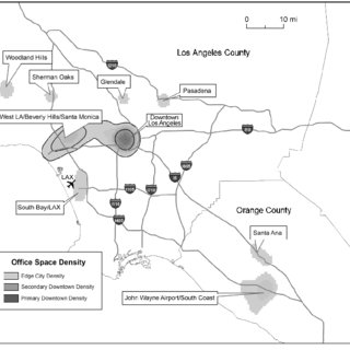 (PDF) Beyond Edge City: Office Geography in the New Metropolis
