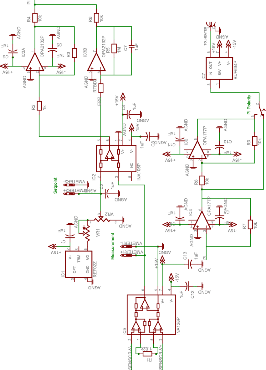 hight resolution of 10 circuit diagram of analog temperature controller download temperature controller circuit controller circuit diagram
