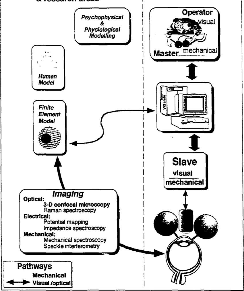 medium resolution of 1 block diagram of the microsurgical robot system together with the associated subsystems and research areas