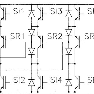 Block diagram of the synchronous pulse-width modulator