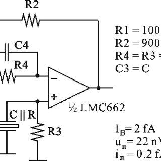Polarization voltage supply circuit for measurement