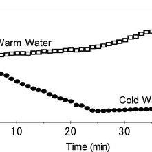 Block diagram of the brain temperature control algorithm
