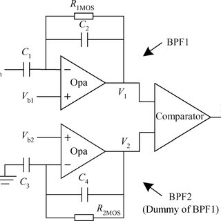 (PDF) A baseband circuit for wake-up receivers with double