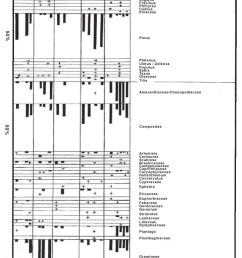 palynological diagram of sarakenos cave kopais basin  [ 849 x 1959 Pixel ]