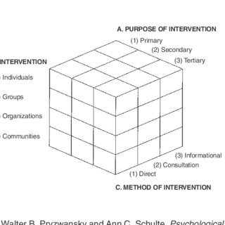 (PDF) Intervening in communities: Combining curative and