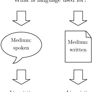 7: Paradigmatic and syntagmatic choices in language (after